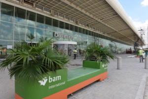Bam International JNIA Fase 3, 2018