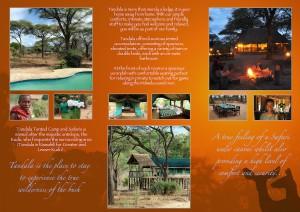 Safari Lodge Tandala